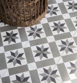 How To Create Impact With Encaustic Floor Tiles Artisans Of Devizes - Tiles-for-the-hallway