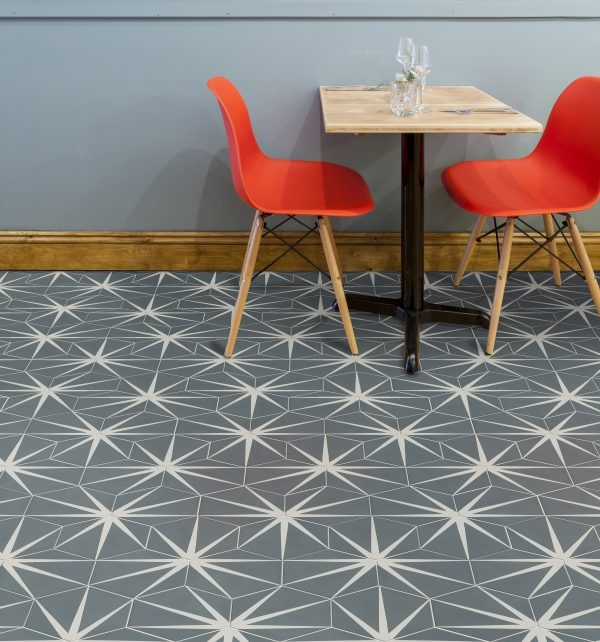 Lily Pad Denim Floor CG