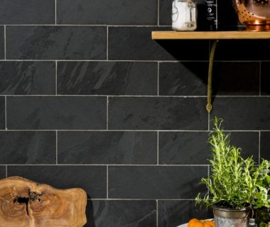 Radcliffe Slate Brick Riven Finish