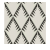 Fern Black Cream Jigsaw by Neisha Crosland