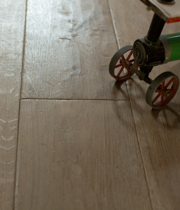 Generations Silvered Oak Flooring
