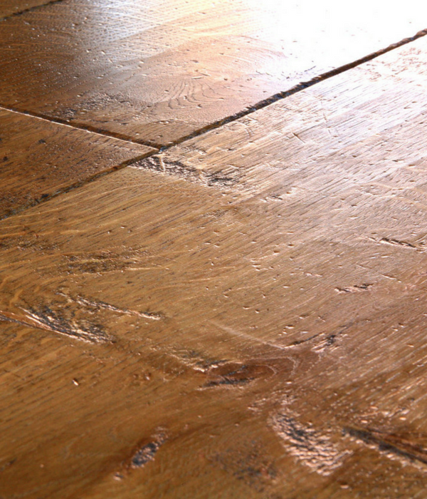 Detailed image of Generations Mellow Hand Planed Oak Flooring