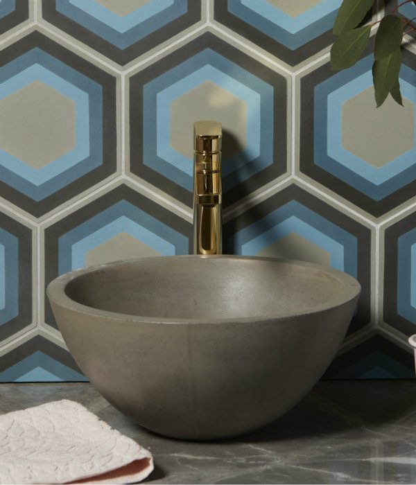 Paris Cement Basin