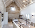 White Hart Studio converted barn space