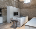 White Hart Studio kitchen island