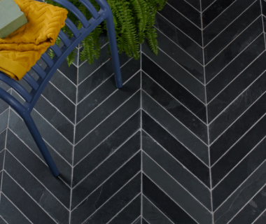 Radcliffe Slate Chevron Riven Finish