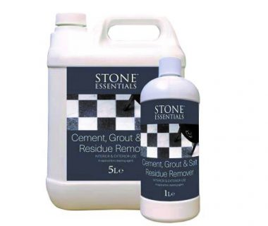 Stone Essentials Cement, Grout & Salt Residue Remover