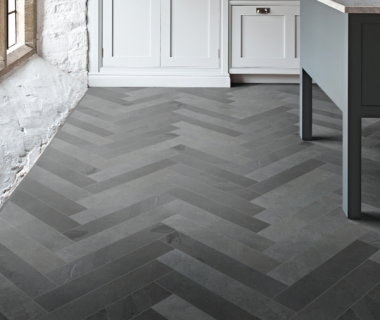 Radcliffe Slate Parquet Riven Finish