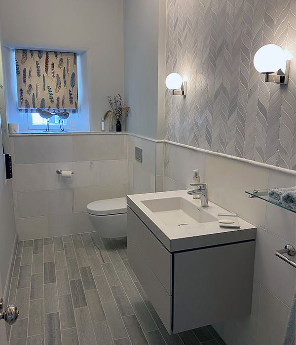 Artic White Marble 2