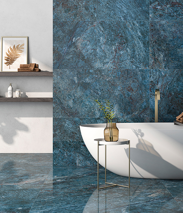Marble Luxe Azzurro lifestyle