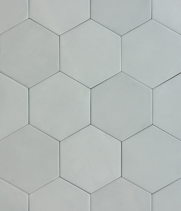 Medina Hex Latte Tile Group
