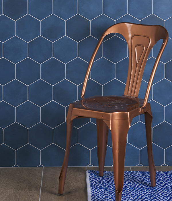 Medina Hex Navy Lifestyle