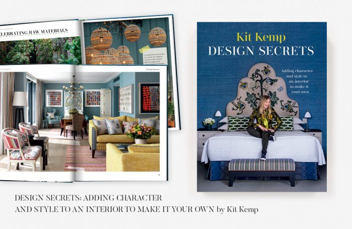 DESIGN SECRETS: ADDING CHARACTER AND STYLE TO AN INTERIOR TO MAKE IT YOUR OWN by Kit Kemp