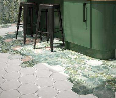 The National Trust Tile Collection by Sarsen Stone Group