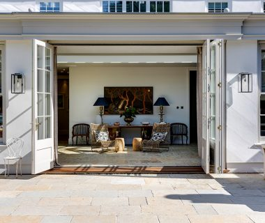 Five Things To Think About When Choosing Stone For A Conservatory, Orangery Or Garden Room
